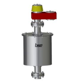 PRESSURE VACCUM VALVE WITH CO2 ABSORBER