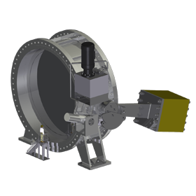 Turbine Inlet Valve