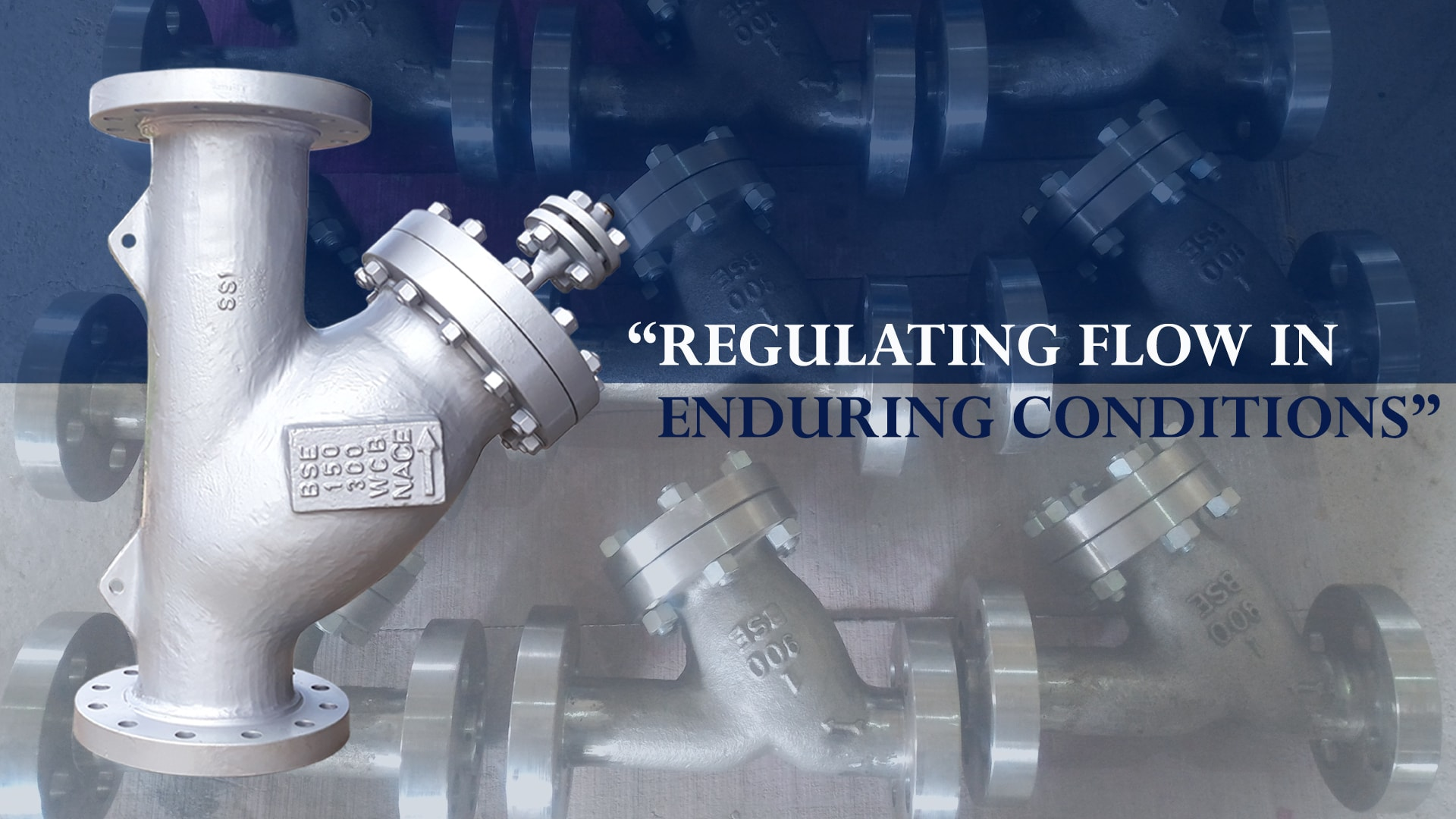 Regulation flow in enduring conditions
